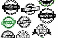 Логотип для сообщества велосипедистов