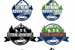 Логотип для клуба экстремальных приключений