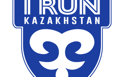 Логотип I RUN KAZAKHSTAN